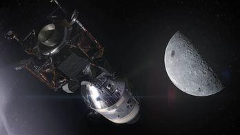 5 choses invraisemblables que vous ignoriez peut-être sur la Lune