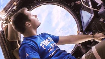 16 levers de soleil, un film de l'espace au plus près du réel