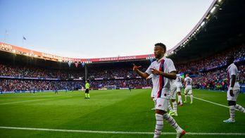 Neymar retourne le Parc