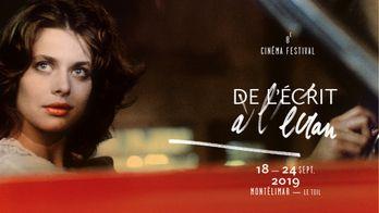 Festival de l'Ecrit à l'écran avec Ciné+