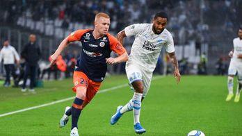 Montpellier frustre l'OM