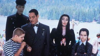 La Famille Addams revient vous hanter sur Ciné+ Famiz !