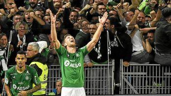 Les Verts plongent Lyon dans l'abîme
