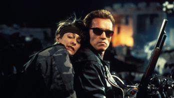 Cycle Arnold Schwarzenegger en Octobre sur TCM