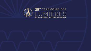 25e Cérémonie des Lumières de la presse internationale : CANAL+ partenaire de la soirée