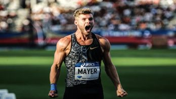 INTERIEUR SPORT SPECIAL KEVIN MAYER : « A CORPS PERDU »
