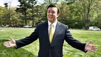 Ricky Gervais sera le présentateur de la 77e cérémonie des Golden Globes
