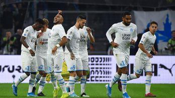 Marseille frappe fort