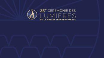 25e Cérémonie des Lumières de la presse internationale : Isabelle Giordano, maîtresse de cérémonie