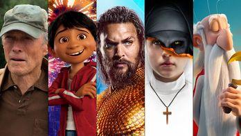 Le TOP 5 des films les + consultés de la semaine à voir seulement sur CANAL+