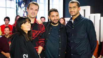 Clique parle de (pop) culture avec Jean-Pierre Raffarin, Jenifer et Jean-Victor Blanc