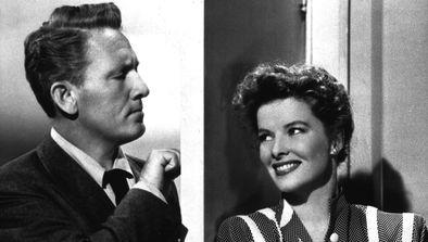 Spencer Tracy / Katharine Hepburn