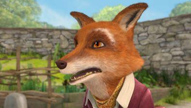 Le renard menteur