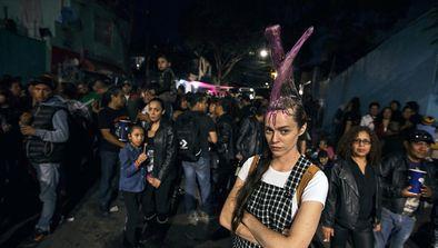 Les tribus urbaines de Mexico