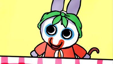 Trotro petit clown