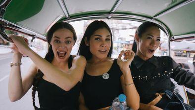 Concours de beauté transgenre thaïlandais