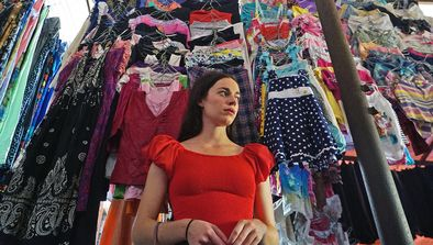 Vêtements et corruption au Liberia