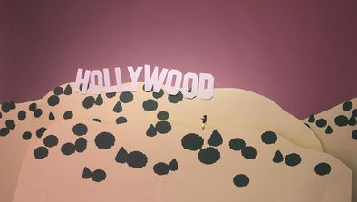 Les Etats-Unis, Hollywood