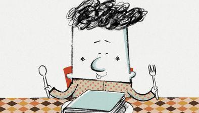 Moi, Albert détestateur de livres