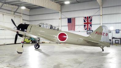 L'A6M zero