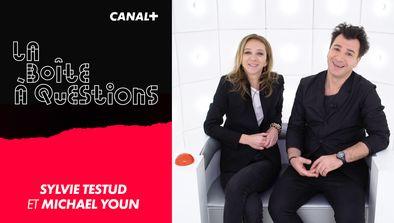 Avec Sylvie Testud et Michaël Youn