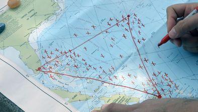 Disparus dans le Triangle des Bermudes