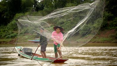 Laos, au rythme du Mékong