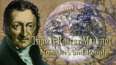 Thomas Robert Malthus : des nombres et des hommes