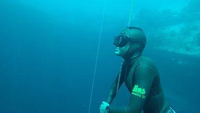 Abyss, les plongeurs de l'impossible : L'île aux coraux (Bonaire)