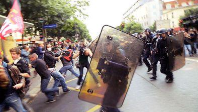 Manifestations : la mécanique de la violence