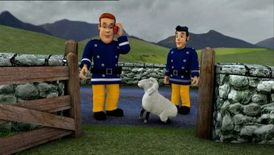 Danger : mouton !