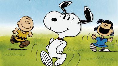 Une journée avec Snoopy