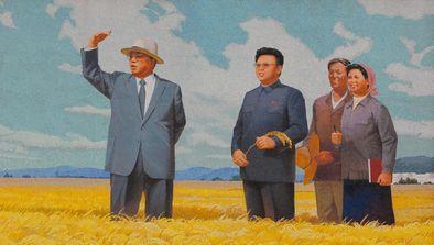 Au royaume des Kim