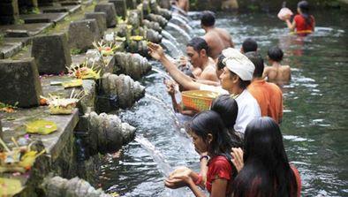 Bali, île mythique de l'Asie