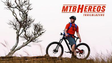 MTB Heroes Trailblazers : Brazil
