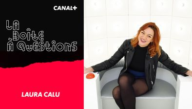 Avec Laura Calu