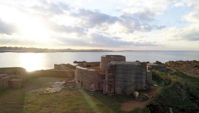 Guernesey, la forteresse imprenable