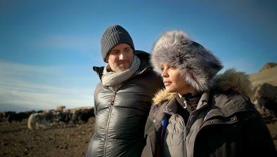 Nawell Madani chez les éleveurs de yaks de Mongolie