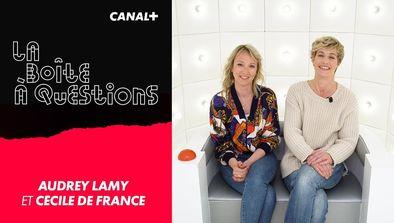 Invités : Audrey Lamy, Cécile de France