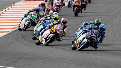 Moto GP Petronas, les coulisses