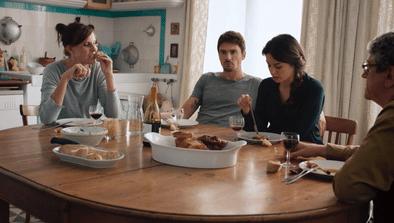 Les parents et Clara