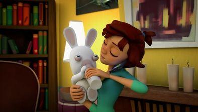 Un intrus chez les lapins / Baby-sitting crétin