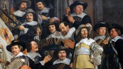 Rembrandt, du clair vers l'obscur