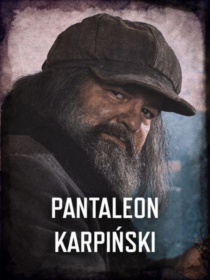 Król - przedstawienie postaci: Pantaleon Karpiński