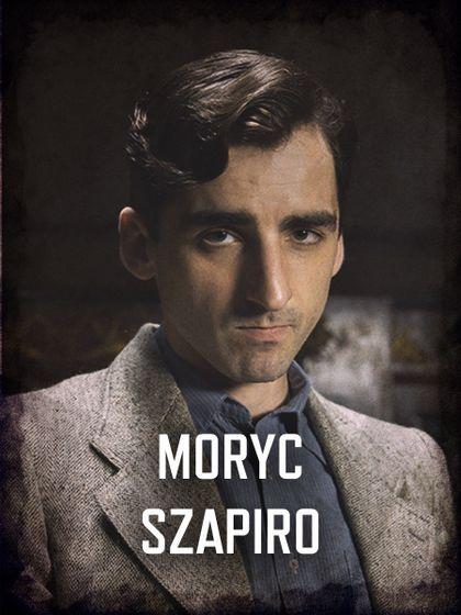 Król - przedstawienie postaci: Moryc Szapiro