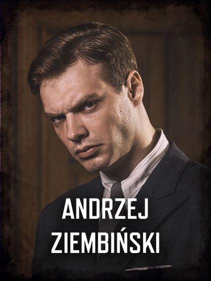 Król - przedstawienie postaci: Andrzej Ziembiński