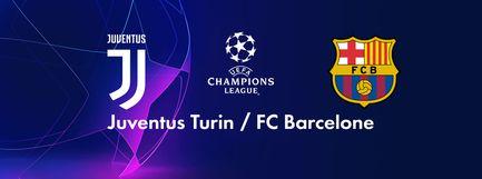 Juventus Turin / FC Barcelone