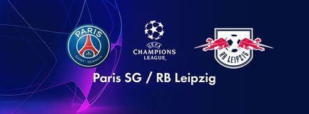 Paris-SG / Leipzig