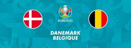 Danemark / Belgique
