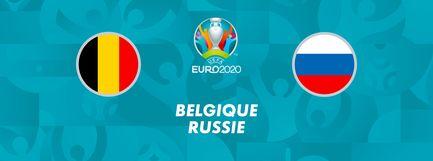 Belgique / Russie